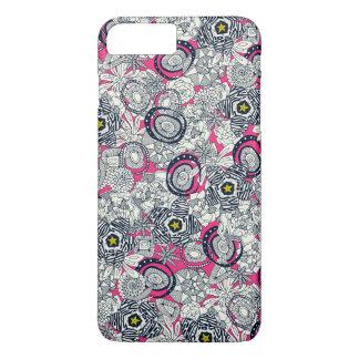 étoile chartreuse rose de succulents coque iPhone 7 plus