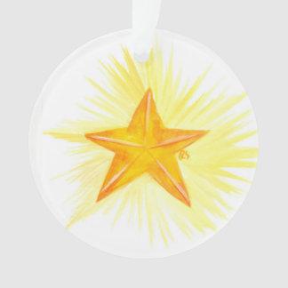 étoile d'arbre de Jesse d'avènement