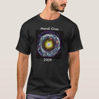 Étoile d'aventure, mardi gras, 2009 t-shirt