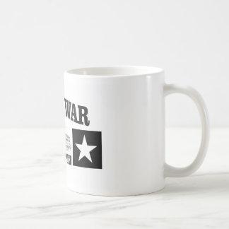 Étoile de bête de somme de fort double mug