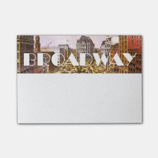 Étoile de Broadway de PIÈCE EN T