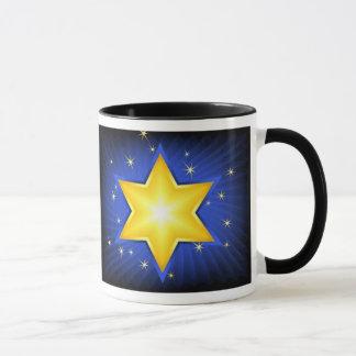 Étoile de David Mug
