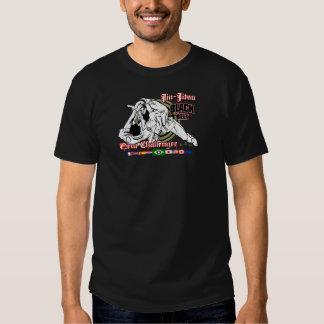 Étoile de drapeaux de Jiu-Jitsu… ! ! ! T-shirt