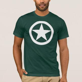 Étoile de jeep de 2ÈME GUERRE MONDIALE T-shirt