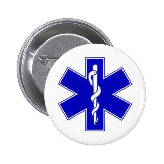 Étoile de la vie badges