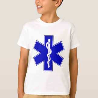 étoile de la vie t-shirt