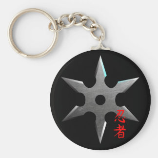 Étoile de lancement de Ninja Porte-clés