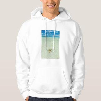 Étoile de mer en eau peu profonde, Palaos Veste À Capuche