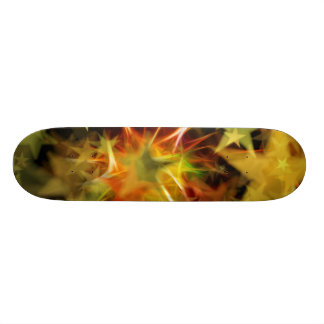 Étoile de Noël Skateboards Personnalisés