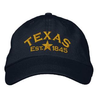 Étoile de Texas Casquette Brodée