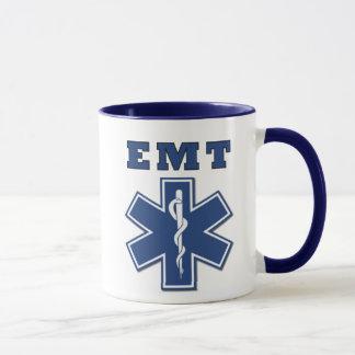 Étoile d'EMT de la vie Mug