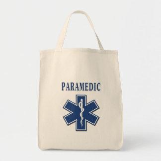 Étoile d'infirmier de sac de la vie