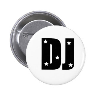 Étoile du DJ Badges