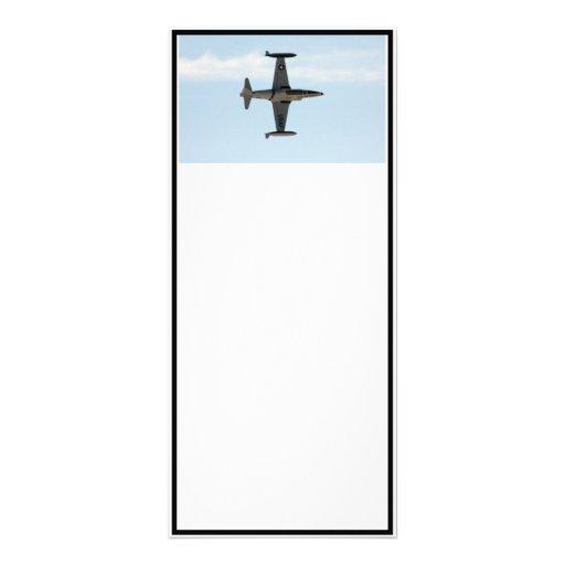 Étoile filante P-80 Cartes Doubles Customisables