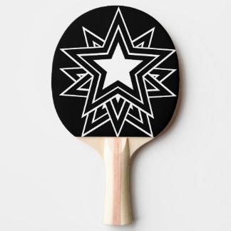 étoile noire raquette de ping pong