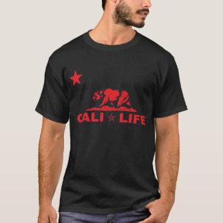 étoile red.png de la vie de cali t-shirt