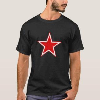 Étoile rouge d'aviation soviétique t-shirt