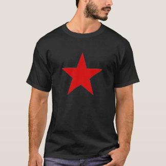Étoile rouge t-shirt
