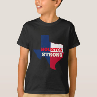 """Étoile solitaire """"Houston fort """" T-shirt"""
