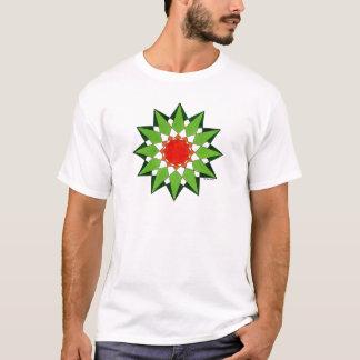Étoile spirituelle de guerrier t-shirt