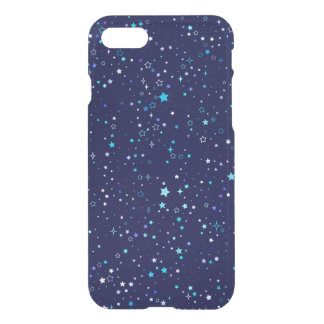 Étoiles bleues 2 coque iPhone 8/7