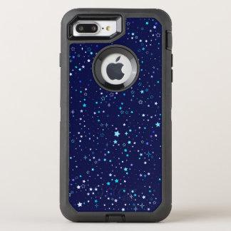 Étoiles bleues 2 - iphone7 plus coque otterbox defender pour iPhone 7 plus