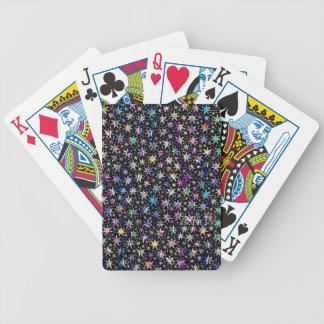 Étoiles chanceuses jeu de cartes