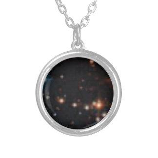 étoiles dans les cieux collier