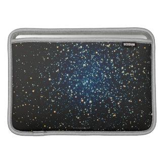 Étoiles dans l'espace 2 poche macbook