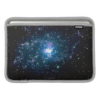 Étoiles dans l'espace poches macbook air
