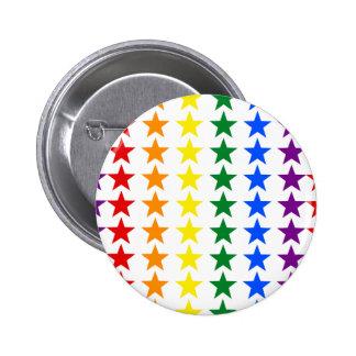 ÉTOILES DE DRAPEAU D'ARC-EN-CIEL + vos idées Badges