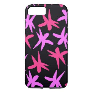 Étoiles de fleur coque iPhone 8 plus/7 plus
