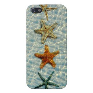 Étoiles de mer étui iPhone 5