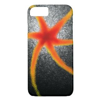Étoiles de mer linéaires - coque iphone d'Apple