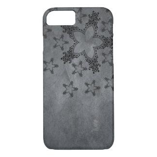 Étoiles de noir coque iPhone 7