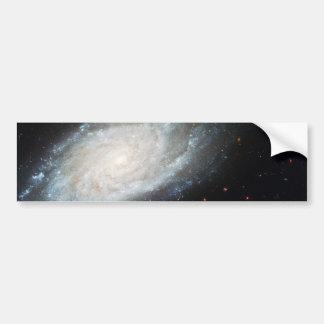 Étoiles d'impression de galaxie de manière laiteus autocollant pour voiture