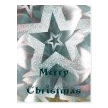 Étoiles et scintillement ! carte postale