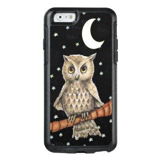 Étoiles faites varier le pas adorables de lune de coque OtterBox iPhone 6/6s