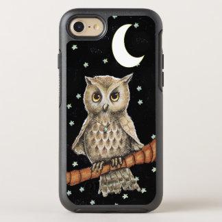 Étoiles faites varier le pas adorables de lune de coque otterbox symmetry pour iPhone 7