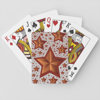 étoiles jeux de cartes