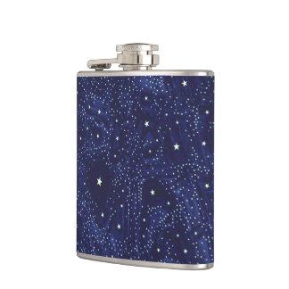 Étoiles sur toute la surface impressionnantes 01A Flasques