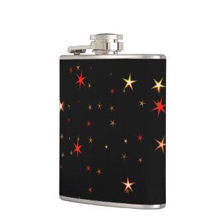 Étoiles sur toute la surface impressionnantes 02B Flasques