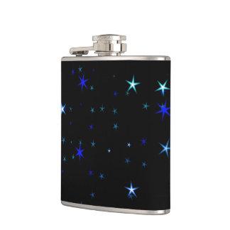 Étoiles sur toute la surface impressionnantes 02C Flasques