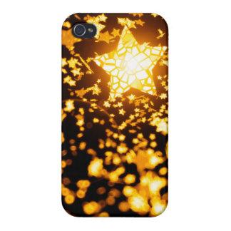 Étoiles volantes coque iPhone 4