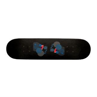 Étrange moderne skateboard 20,6 cm
