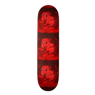 ¾ ÉTRANGER de la planche à roulettes 7 de BANDE Skateboard Customisable