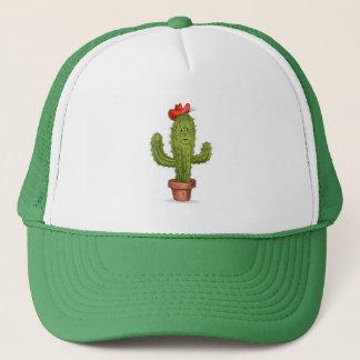 Étreignez-moi casquette de cactus