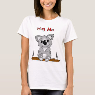 Étreignez-moi T-shirt de koala