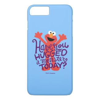Étreindre d'Elmo Coque iPhone 7 Plus