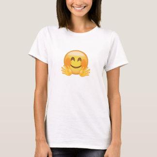 Étreindre le visage Emoji T-shirt